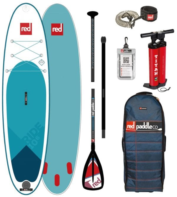Inflatable SUP Kit