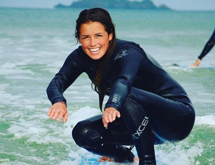 Six Reasons Why Girls Should Take Up Surfing