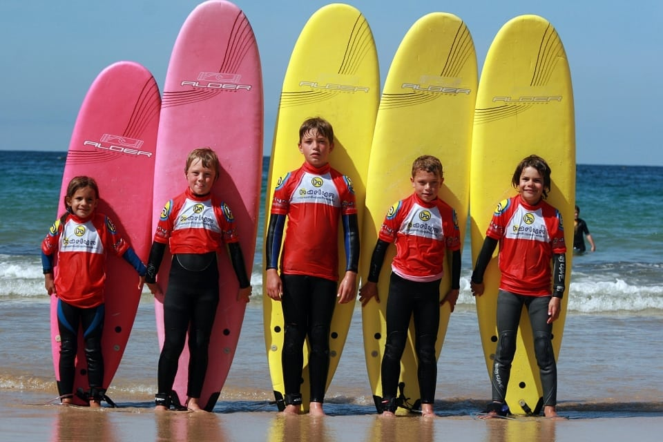 Bookings Open for Kids Summer Surf Camp 2020