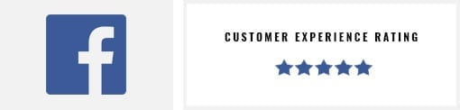 Facebook - Customer Experience Rating