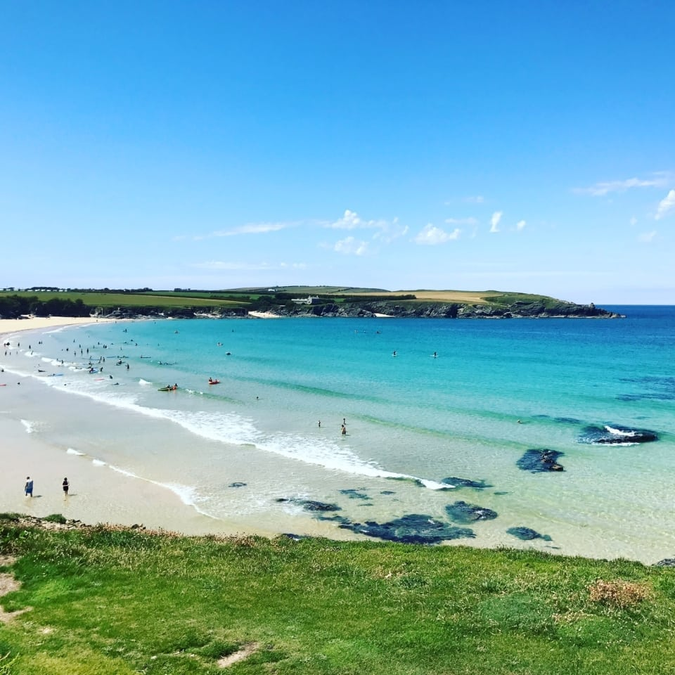 Experience A Luxury Cornish Break In Harlyn Bay