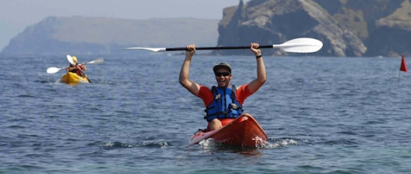 SUP & Kayak Safety Rules at Harlyn Surf School