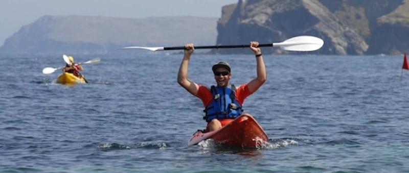 harlyn surf kayak