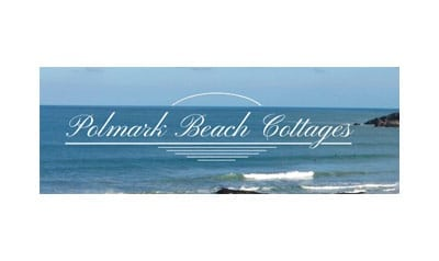 Polmark Beach Cottages Logo
