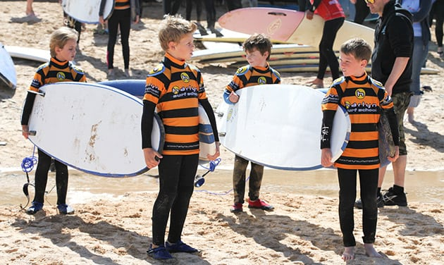Kids Surf School